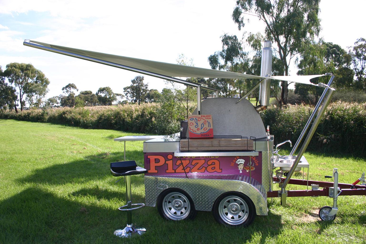 Pomysł na biznes: mobilna pizzeria