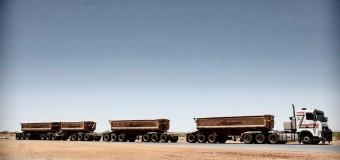 Road trains – australijskie pociągi drogowe