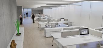 Co o natężeniu oświetlenia sztucznego w naszych biurach mówi kodeks pracy?