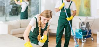 Planujesz otworzyć  firmę sprzątającą? Zobacz o czym nie możesz zapomnieć