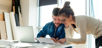 Czy kredyt zaciągnięty przez firmę jednego z małżonków zagraża drugiemu?