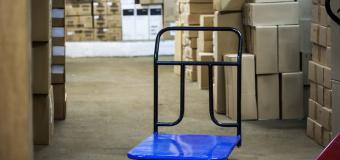 Wózki transportowe do warsztatu i magazynu