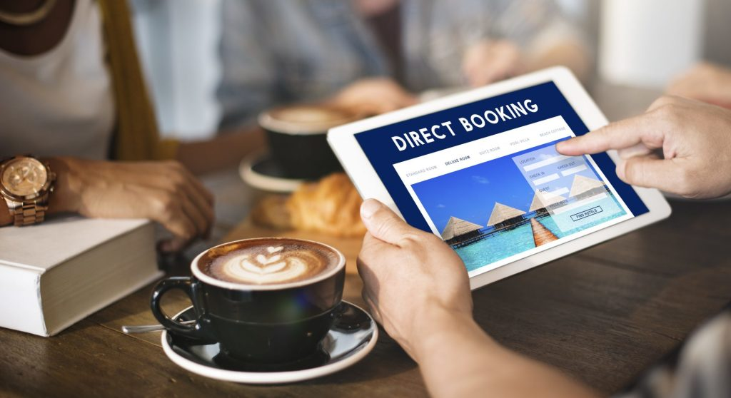 Direct-bookings