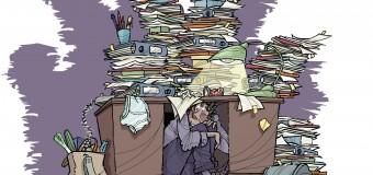Jak właściwie zorganizować nasze stanowisko pracy?