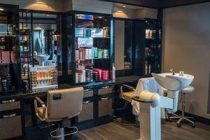 Meble dla salonów fryzjersko-kosmetycznych