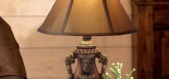 Lampy, które wydobywają piękno z mebli